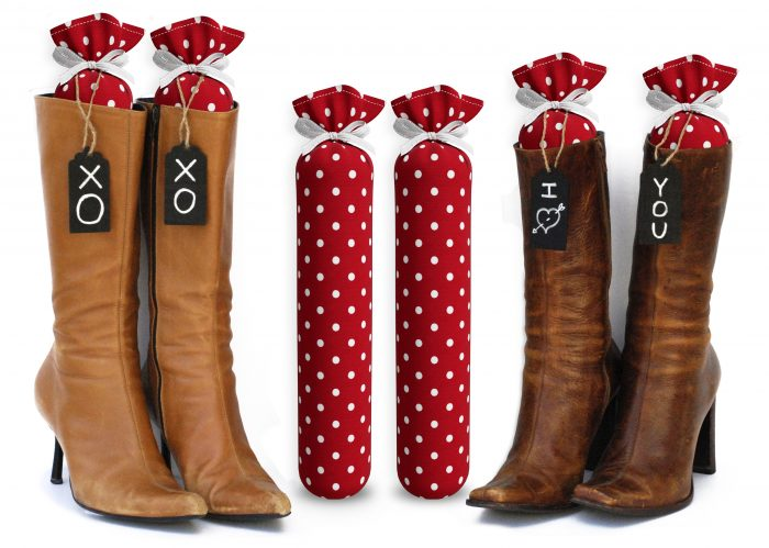 Organize Your Closet With Boot Shapers!